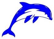 Dolphin v1 Decal Sticker
