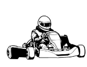 Shifter Kart 1 Decal Sticker