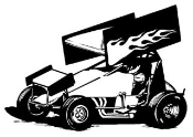 Sprint Car v2 Decal Sticker