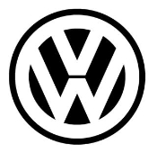 Volkswagen v1 Decal Sticker