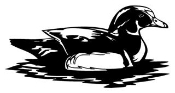Duck 2 Decal Sticker