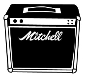 Amplifier Decal Sticker