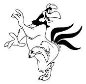 Foghorn Leghorn v2 Decal Sticker