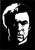 Clint Eastwood Decal Sticker