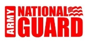 Army National Guard Decal Sticker