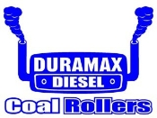 Duramax Coal Rollers v1 Decal Sticker