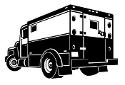 Armored Car Decal Sticker