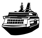 Ferry Decal Sticker