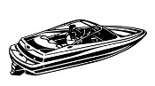 Speedboat 2 Decal Sticker