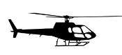 Helicopter v24 Decal Sticker