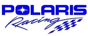 Polaris Racing Decal Sticker
