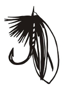 Fishing Lure v1 Decal Sticker
