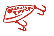 Fishing Lure v3 Decal Sticker