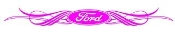 Ford Design 1 Decal Sticker
