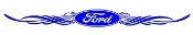 Ford Design 3 Decal Sticker