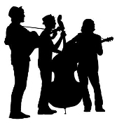 3 Piece Band Decal Sticker