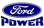 Ford Power Decal Sticker