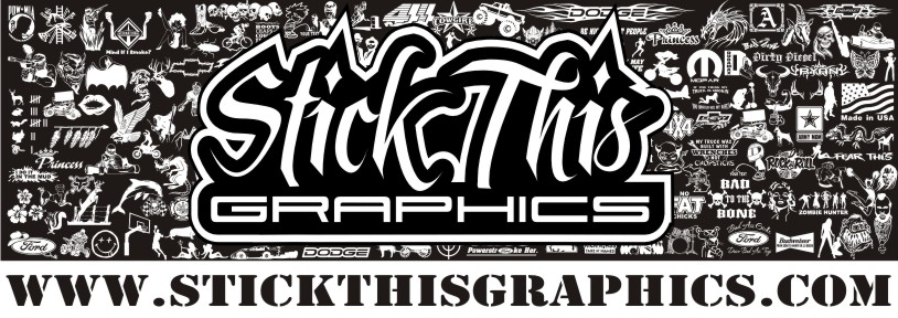 Stick This Graphics Vinyl Decals And Stickers