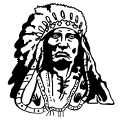 Indian Chief v1 Decal Sticker