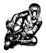Pocket Bike Racer Decal Sticker