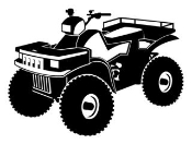 ATV v5 Decal Sticker