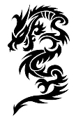 Dragon v12 Decal Sticker