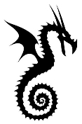 Dragon v22 Decal Sticker