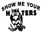 Show Me Your Hooters Decal Sticker