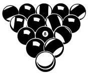 Pool Balls Decal Sticker