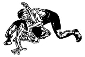Wrestling v4 Decal Sticker