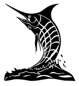 Swordfish Decal Sticker