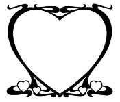 Heart v2 Decal Sticker