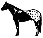 Horse v1 Decal Sticker
