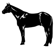 Horse v2 Decal Sticker