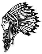 Indian Chief v3 Decal Sticker