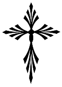 Cross v5 Decal Sticker