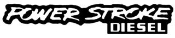 Powerstroke Diesel Decal Sticker