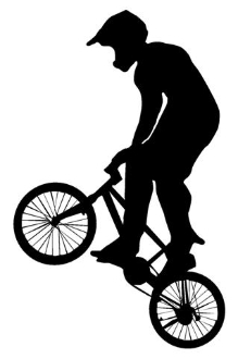 BMX2 Decal Sticker