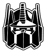 Transformers Decepticon 2 Decal Sticker