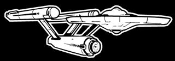 Star Trek Decal Sticker