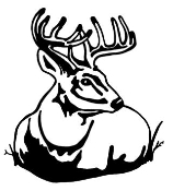 Deer v1 Decal Sticker