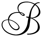 Single Letter Monogram v2 Decal Sticker