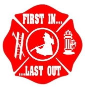 First in Last Out Decal Sticker