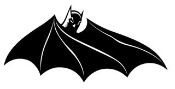 Batman v3 Decal Sticker