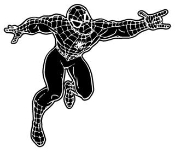 Spiderman 2 Decal Sticker