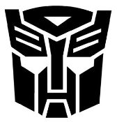 Transformers Autobot Decal Sticker