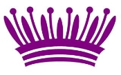 Tiara Crown v5 Decal Sticker