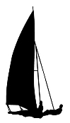 Sailboat 4 Decal Sticker