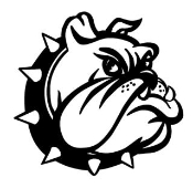 Bulldog Head v1 Decal Sticker