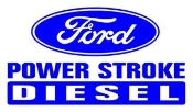Power Stroke Diesel v3 Decal Sticker